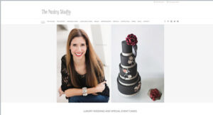graphic link to the pastry studio website