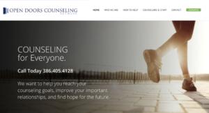open doors counseling network florida